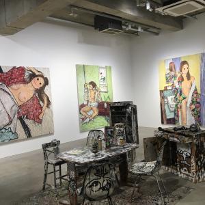 MADSAKI個展「HERE TODAY, GONE TOMORROW」 カイカイキキギャラリー