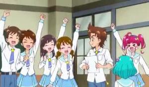 スター☆トゥインクルプリキュア 第37話「UMAで優勝!ハロウィン仮装コンテスト☆」