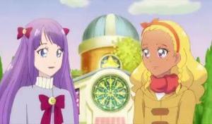 スター☆トゥインクルプリキュア 第42話「笑顔の迷い、えれなの迷い。」