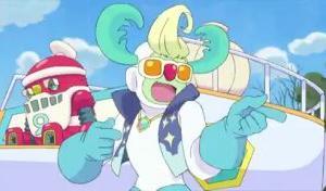 スター☆トゥインクルプリキュア 第44話「サプラ~イズ☆サンタさんは宇宙人!?」