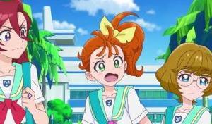 トロピカル~ジュ!プリキュア 第9話「メイクは魔法? 映画でトロピカる!」