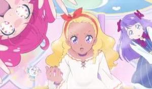 スター☆トゥインクルプリキュア 第17話「敵?味方?ブルーキャットの探しモノ☆」