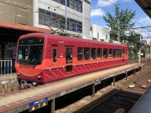 京阪鴨東線開業&8000系デビュー30周年記念イベントに参加しました(叡電編 その1)