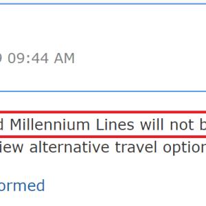バンクーバーでは明日から3日間、今度は、一部の電車のストライキがある予定です。