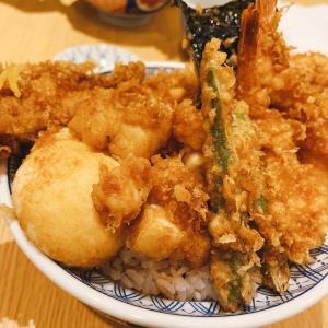 日本橋のお薦め天丼屋の金子半之助が、バンクーバーでも食べられます。