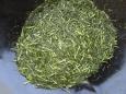 茎茶の一番上、「ちゃばしら」100g800円が出来上がりました。
