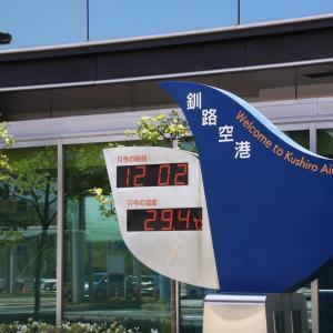涼しい釧路なんですが・・ 5月31日