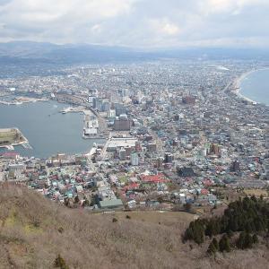 大型連休期間中の函館観光について
