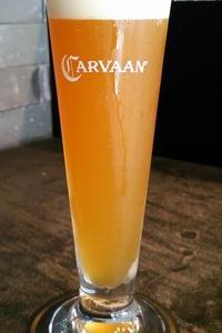 CARVAAN Jackfruit IPA と バインミーロール