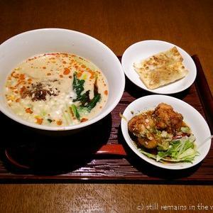 福龍 クリーミー担々麺セット
