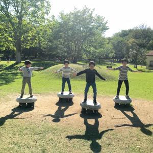 公園で遊ぶ・運動する!/子だくさんステップファミリーの暮らし
