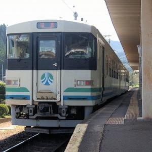 【9/8】全国鉄道むすめ巡り東北編その3~阿武隈急行に乗る