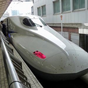 2019京都夫婦旅その1~のぞみ号で京都入り