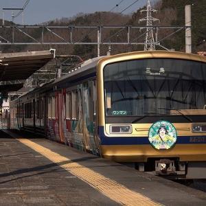 【2/8】菜の花畑を行くいずっぱこの列車たち~伊豆箱根鉄道