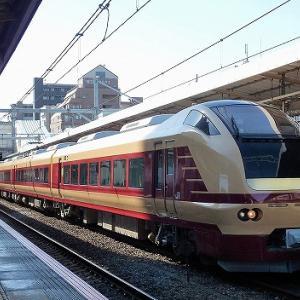 【2/23】地元で国鉄色E653系と出会う