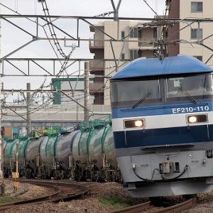 【5/4】高崎線を行く桃太郎
