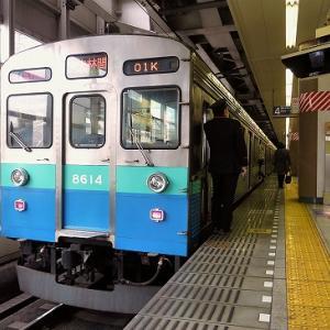 伊豆のなつ号~東急8500系