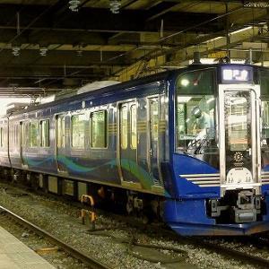 【8/8】夏の長野県私鉄巡りその8~しなの鉄道の新顔・SR1系と出会う