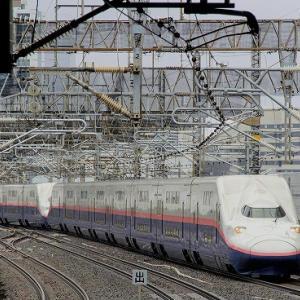 【7/4】E4系に乗って高崎へ