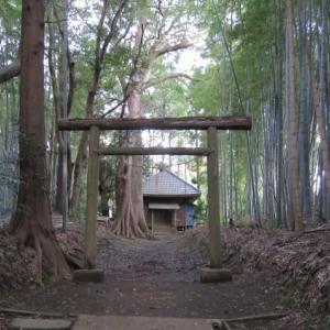 瀬又稲荷神社(市原市) ~ 2019年の台風被害が残る