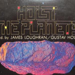 組曲「惑星」~ホルスト指揮(LPレコード『2つの惑星』)