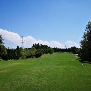 令和初ゴルフ