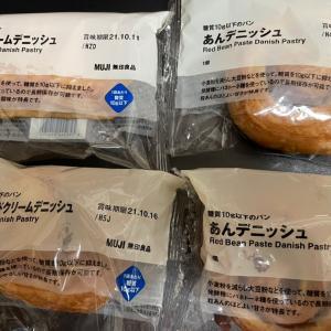 MUJI  糖質10g以下のパン あんデニッシュ