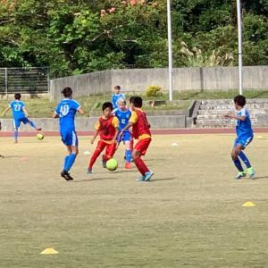 (U-12)練習試合 2019.11/17