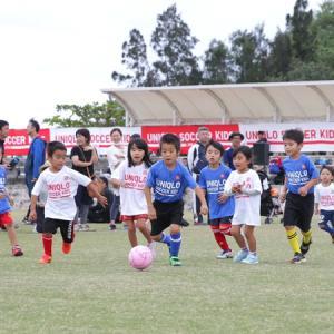 JFAユニクロサッカーキッズ in 沖縄 開催レポート(JFA)