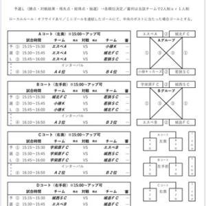 9/21 2020ESPカップU-10大会in新都心公園