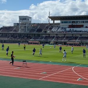 FC琉球vs東京ヴェルディ 観戦