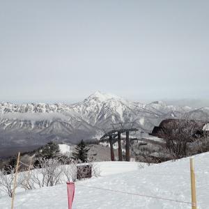飯縄山BC