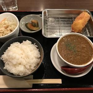 本日のLunch(2020/01/14)堂山食堂 ホワイティうめだ店
