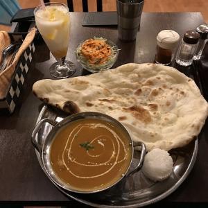 本日のLunch(2021/01/18)インド・ネパール料理 JIGRI ジッグリ