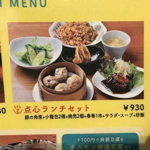 本日のLunch(2021/01/25)餃子・焼売 豚山