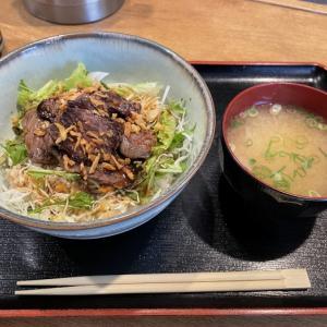 本日のLunch(2021/06/22)味季和菜 ほうれん草