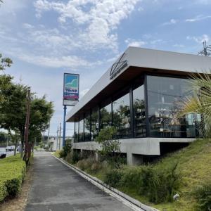 本日のLunch(2021/08/01)Roastery Cafe NORTHERN EIGHT COFFEE ロースタリーカフェ ノーザンエイトコーヒー