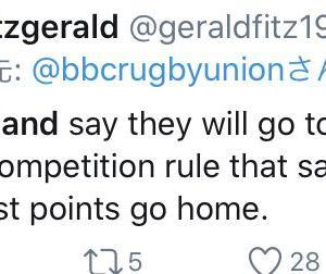 【悲報】ラグビーで日本に負けたスコットランド、世界中から煽られてしまう