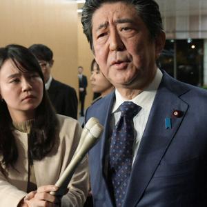 【速報】安倍首相「疲れた」悲願の憲法改正を次に渡すのか