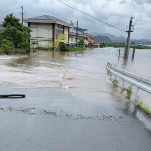 【大分】豪雨で被差別部落に大被害、日田市内など