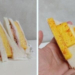 【景表法違反?】セブンのサンドイッチなどが話題 スカスカなコンビニ惣菜に法的な問題は?…