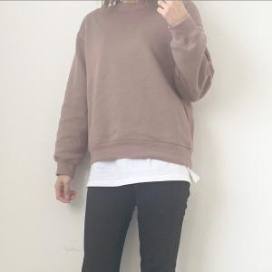 【楽天SS】付け裾で簡単レイヤードコーデが完成!♡