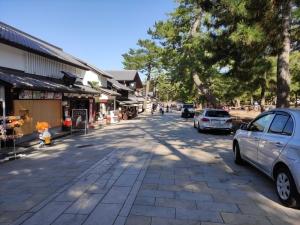 奈良旅行2020年10月(2日目-2 東大寺、三山編)