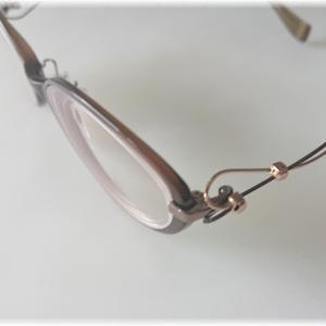 眼鏡を新調する。