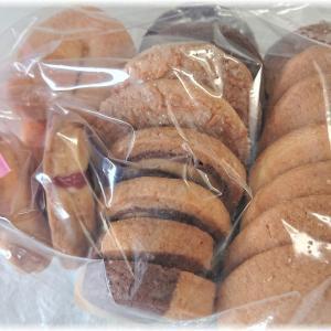 千代田区麹町『ローザー洋菓子店』でラッキーなことに袋入りクッキーを購入。