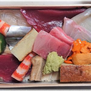 文京区根津1丁目『根津松本』のちらし寿司5,000円を予約してみた。