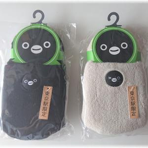 東京駅限定&数量限定販売の「Suicaのペンギン ソックス」は秋以降に活躍しそう。