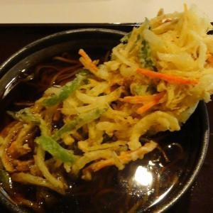 札幌郊外の温泉で十割そば!顔より大きい天ぷらも in豊平峡温泉