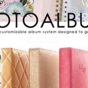 「Floral Tapestry」4×6インチジャーナリングカードを使って