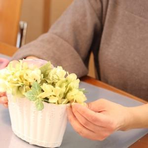 ● お花は癒し